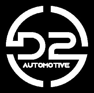 D2 Automotive logo white